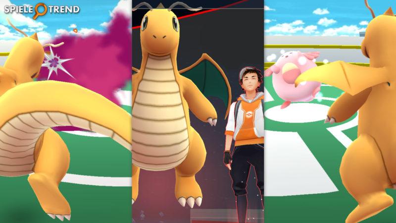 Besten Attacken von Dragoran in Pokémon GO