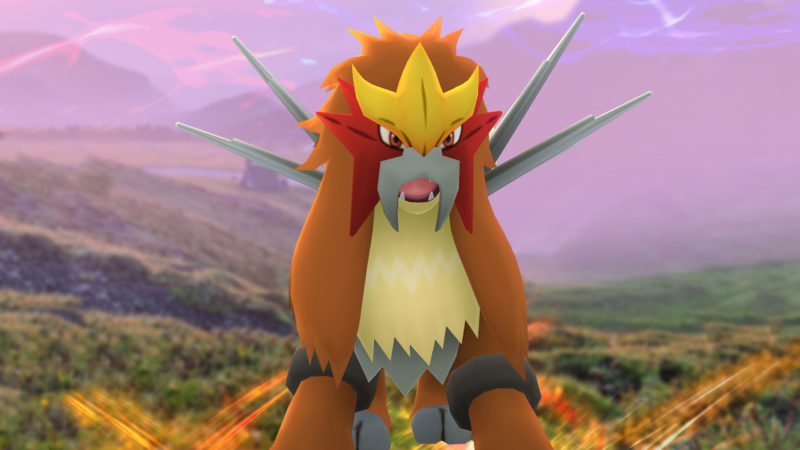 Pokémon GO Entei