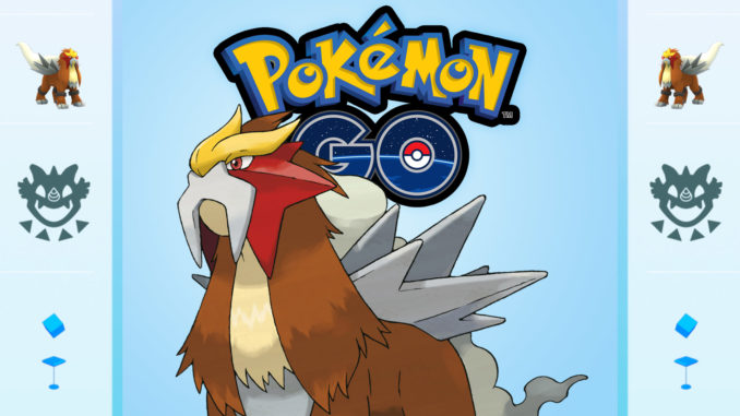 Pokémon GO Entei Update