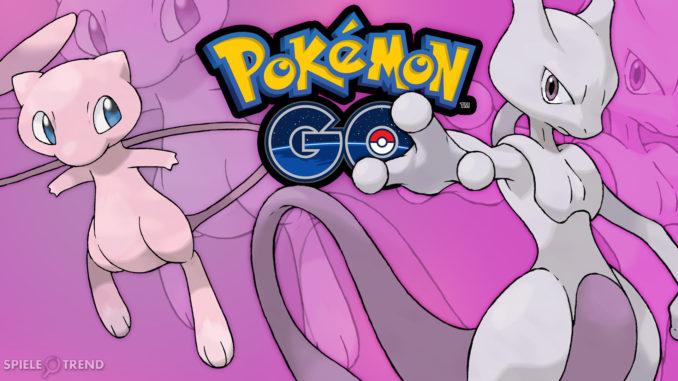 Mew und Mewtu (Pokémon GO Events)