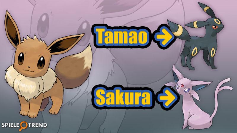 Pokémon GO Trick für Nachtara & Psiana