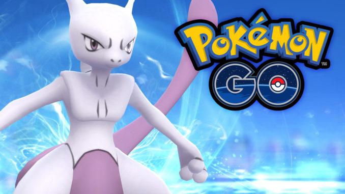 Pokémon GO bringt exklusive Raids wie Mewtu