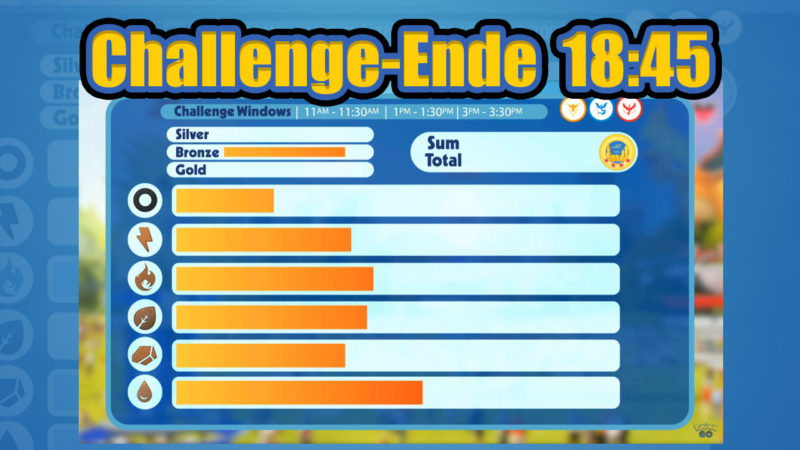 Challenge 1 18:45