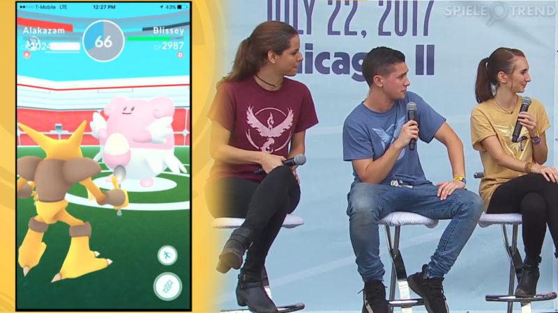 Pokémon GO Fest Stream gegen Heiteira