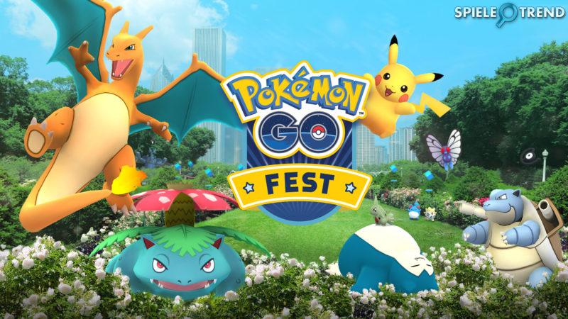Pokémon GO Jubiläum 2017