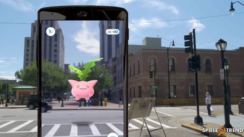 Pokémon GO Gen2 Ankündigung
