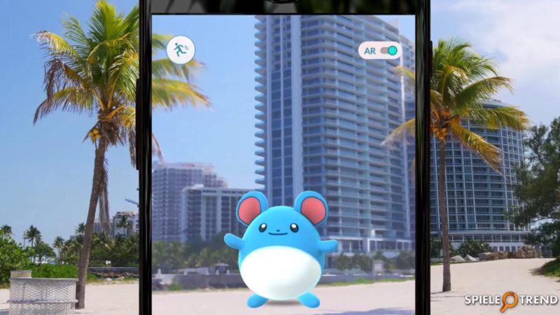 Pokémon GO neue Monster erscheinen