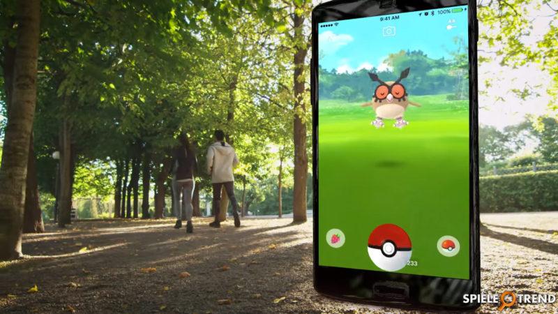 Viele neue Updates für Pokémon GO