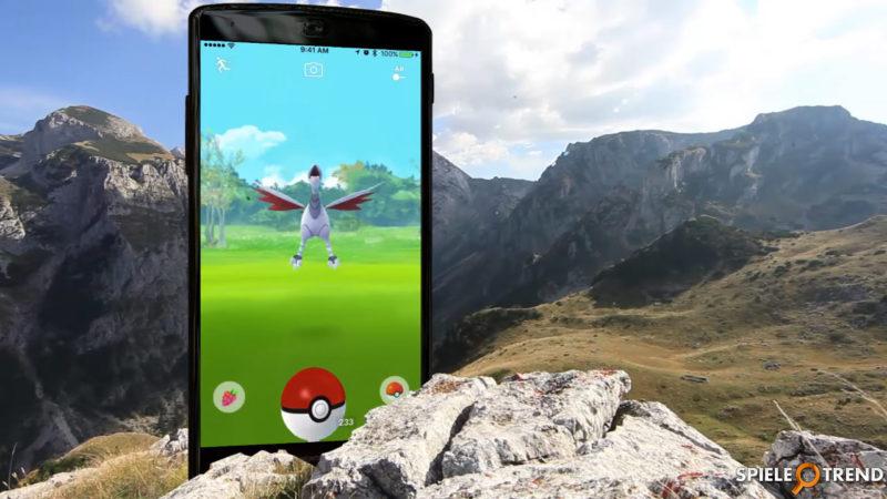 Legendäre Pokémon GO Generation 2