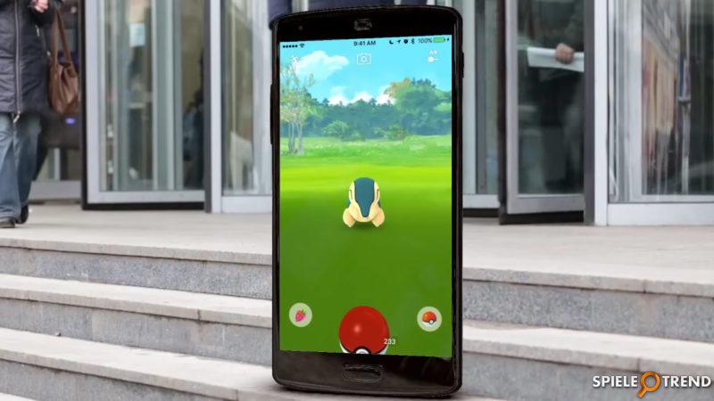 Feurigel Pokémon GO Gen2