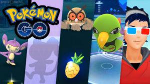 Pokémon GO Gen2 Update online
