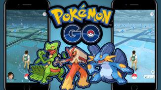 Pokémon GO Gen3 und Wetter