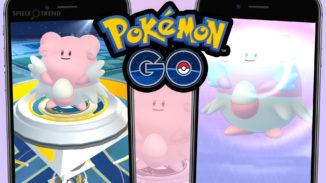 Pokémon GO Heiteira Arena Update