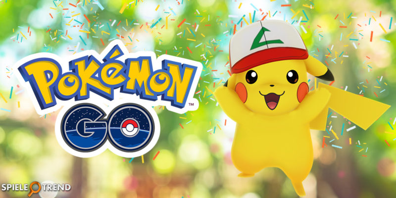 Pokémon GO Jubiläums Event