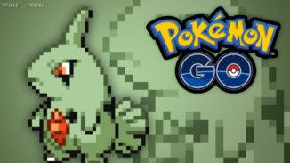 Pokémon GO Larvitar
