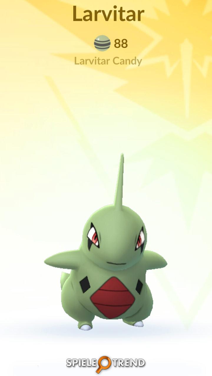 Pokémon GO Larvitar Event