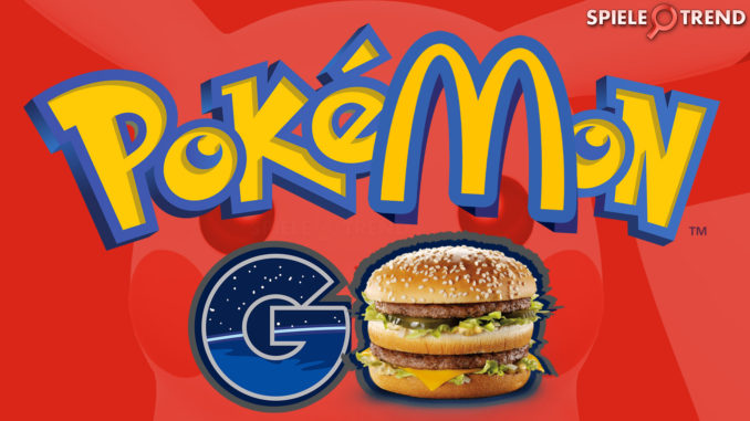 Pokémon GO McDonald's Lockmodul Event