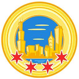 Chicago Fest Medaille