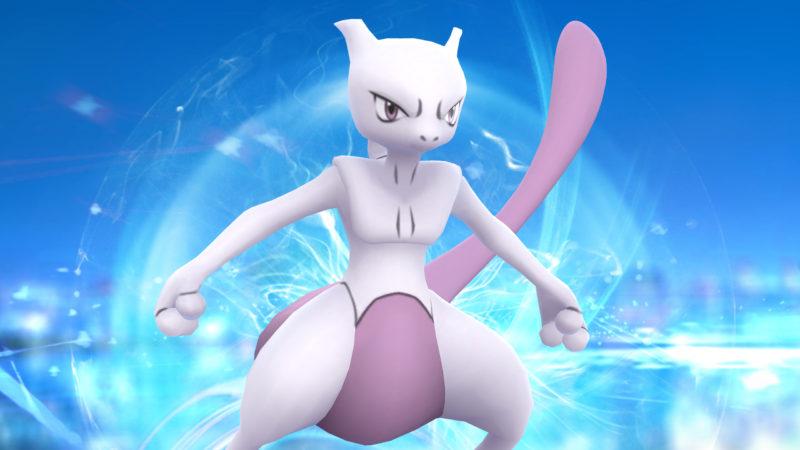 Mewtu / Mewtwo (Pokémon GO)