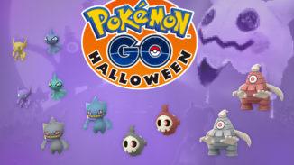 Pokémon GO zu Halloween