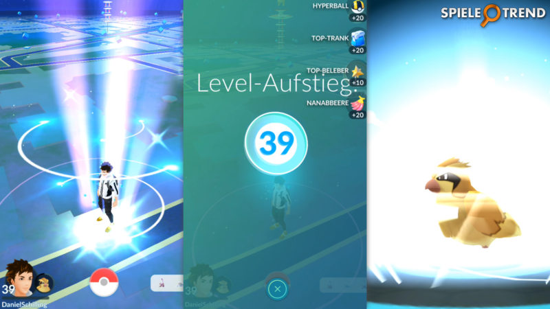 Level 39 in Pokémon GO