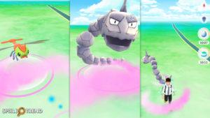 Pokémon GO Rauch Trick zu Ostern