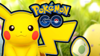 Pokémon GO Ostern / Ei Festival