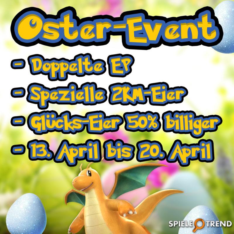 Pokémon GO Oster Event