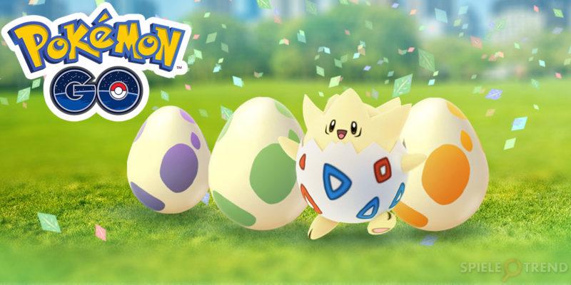 Pokémon GO Osterevent Eggstravaganza