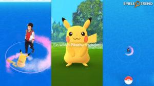 Pokémon GO Rauch Trick / Tipps