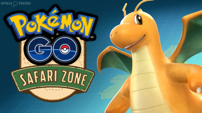 Pokémon GO Safari Zone Events