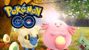 Sonnenwende Event mit mehr Sternenstaub in Pokémon GO