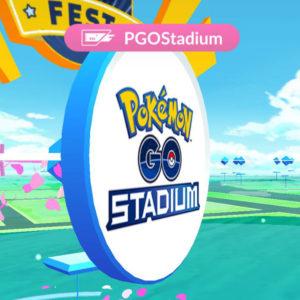 GO Fest / Stadium Event PokéStops