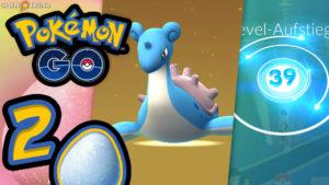 Pokémon GO Oster Event Tagebuch 2
