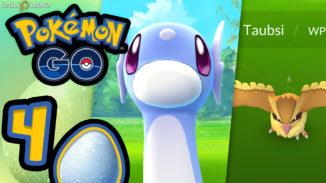 Pokémon GO Oster Festival Tagebuch