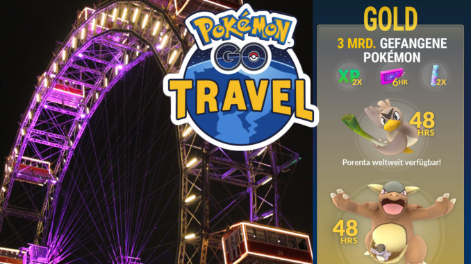 Pokémon GO Travel