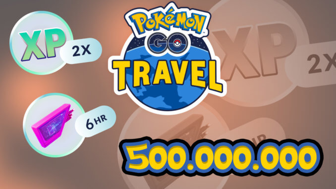 Pokémon GO Travel Bronze