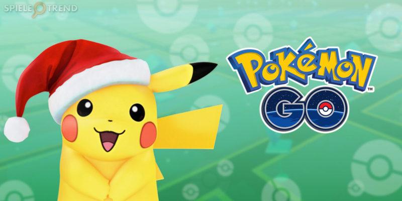 Pokémon GO Weihnachts-Event 2016/2017