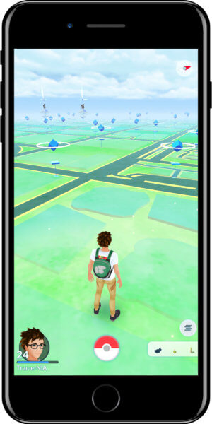 Pokémon GO Wetter Foggy