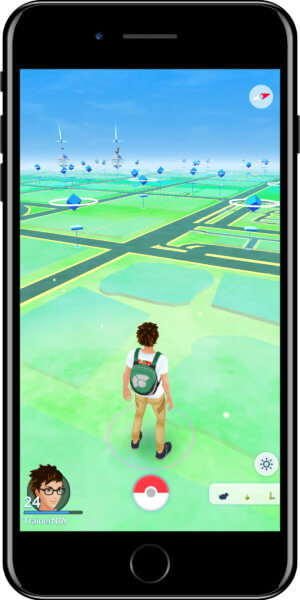 Pokémon GO Wetter Sunny