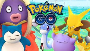 Pokémon GO Bug/Hack mit XXL Modellen