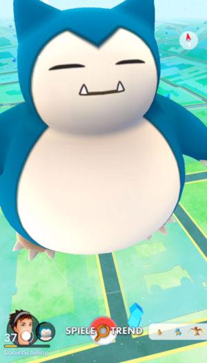 Pokémon GO Relaxo Bug