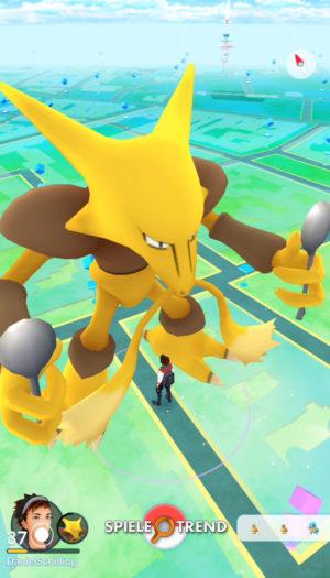 Pokémon GO Simsala Löffel