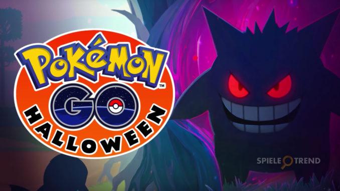 Pokémon GO startet Halloween Event 2016