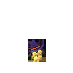 Halloween-Pichu