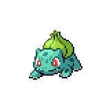 Pokémon Pokédex Nummer 1 Bisasam