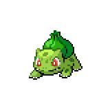 Pokémon Pokédex Nummer 1 Bisasam Shiny