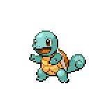 Pokémon Pokédex Nummer 7 Schiggy