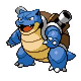 Pokémon Pokédex Nummer 9 Tutrok