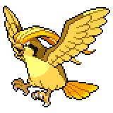 Pokémon Pokédex Nummer 18 Tauboss Shiny